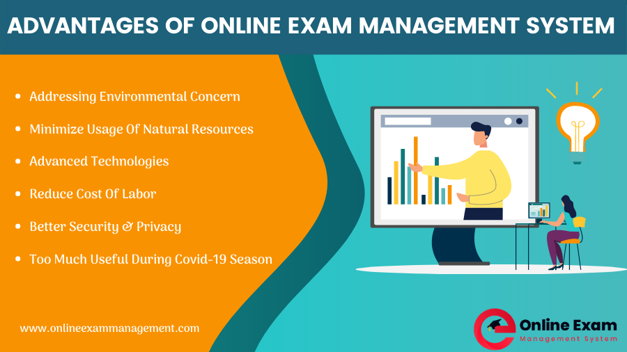 Easy Online Exam Management