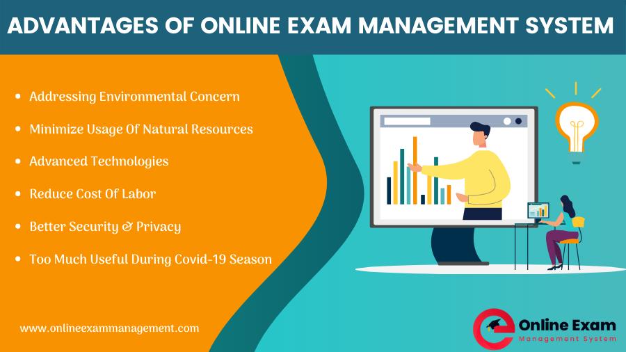Easy Online Exam Management