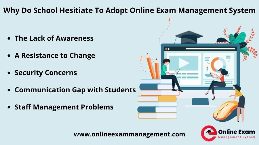 Why Do School hesitiate To Adopt Online Exam Management System